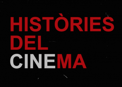 Programa de BETEBE «Histories del Cinema»