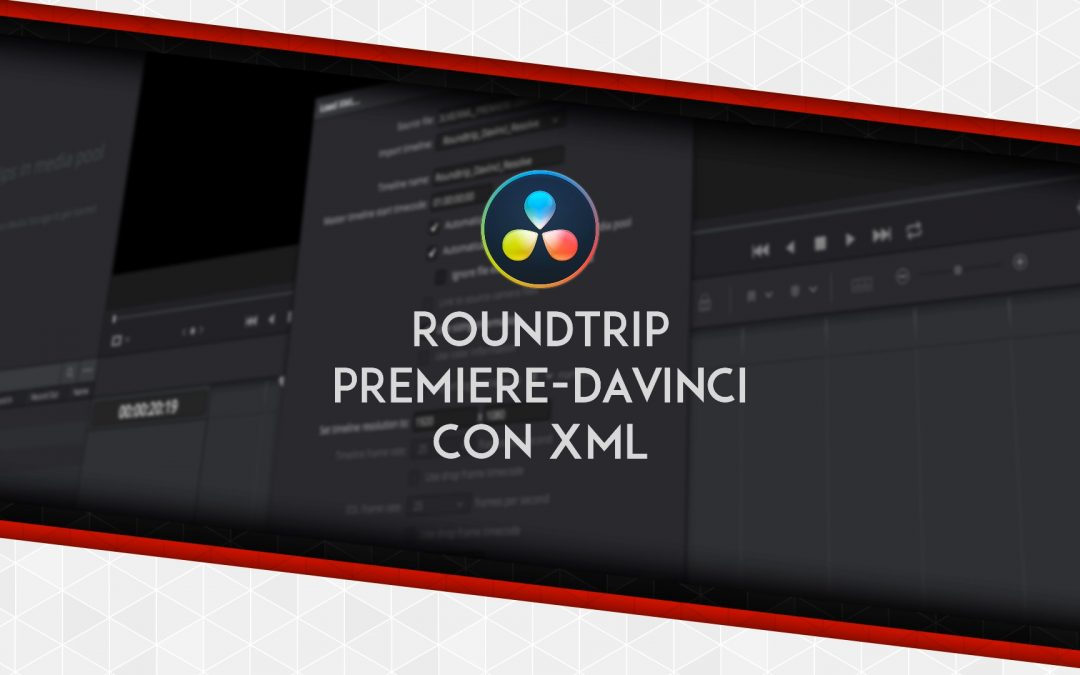 101 Davinci Resolve: Mover Proyectos de Premiere a Davinci Resolve
