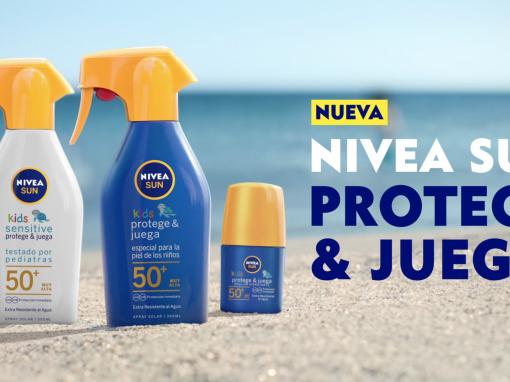 NIVEA SUN – PROTEGE & JUEGA